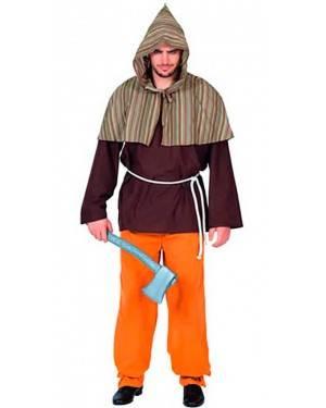 Costume Boia Nero Adulto Tg. Unica