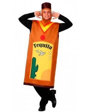 Costume Bottiglia di Tequila Tg. M/L
