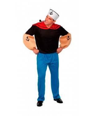 Costume Braccio di Ferro-Popeye