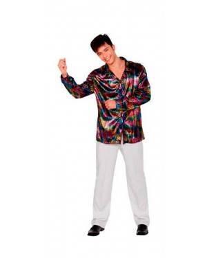 Costumi Camicia Disco Colori per Carnevale