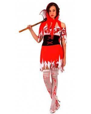 Costume Cappuccetto Rosso Sanguinante