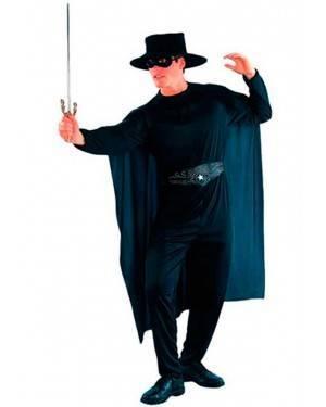 Costume Cavalieri Nero Adulto Tg. Unica