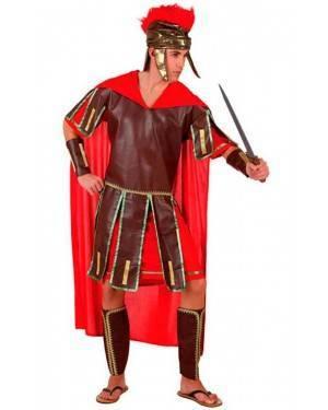 Costume Centurione Romano Rosso