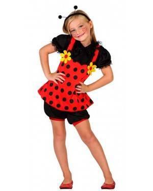 Costume Coccinella Bambina