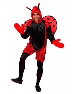Costume Coccinella Uomo