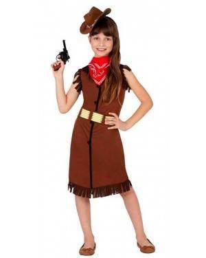 Costume Cowgirl Bambina
