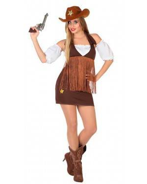 Costume Cowgirl Sexy Adulto