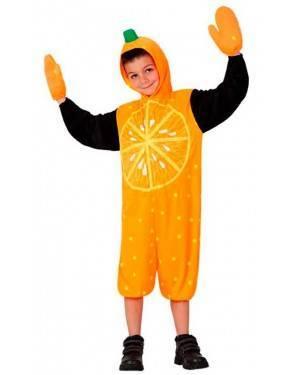 Costume Arancia Bambini
