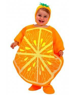 Costume Arancia Bebè