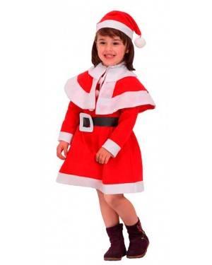 Costume Babbo Natale Bambina