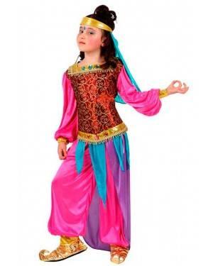 Costume Ballerina Araba Rosa Tg. 3-4 Anni
