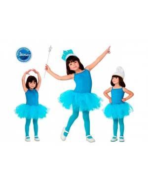 Costume Ballerina Azzurra