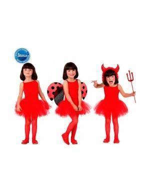 Costume Ballerina Rossa