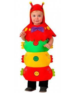 Costume Bruco Bebè