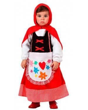 Costume Cappuccetto Rosso Bebe