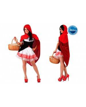 Costume Cappuccetto Rosso Sexy