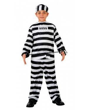 Costume Carcerato Bambino