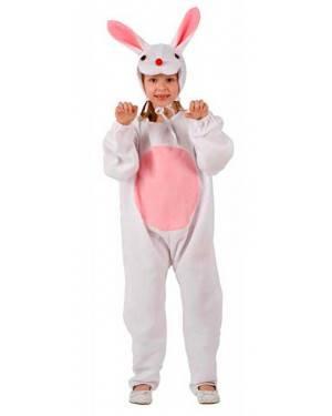 Costume Coniglietto Bianco