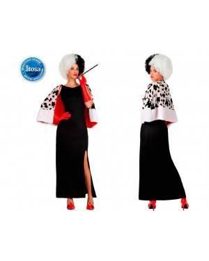 Costume Donna Cruella