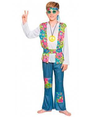 Costume Hippie Bambino
