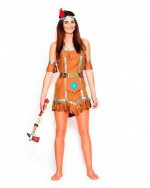 Costume Indiana Adulto