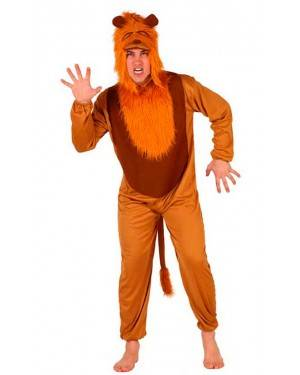 Costume Leone Adulto Tg. M/L