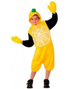 Costume Limone Bambino