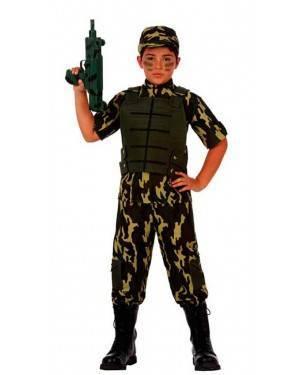 Costume Militare Mimetico
