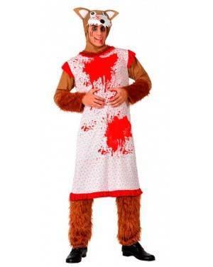Costume Nonna Lupo Halloween