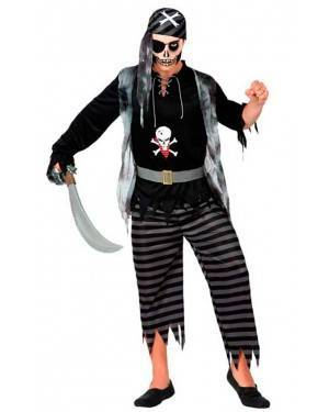 Costume Pirata Fantasma
