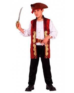 Costume Pirata Tg. 3-4 Anni