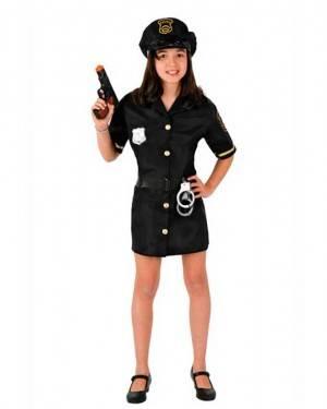 Costume Poliziotta