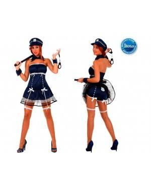 Costume Poliziotta Sexy
