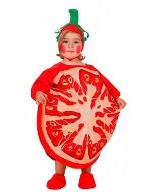 Costume Pomodoro Bebè