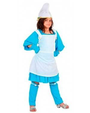 Costume Puffetta Bambina