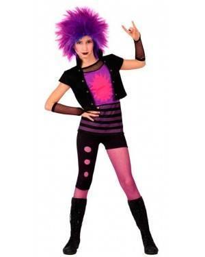 Costume Punky Bambina