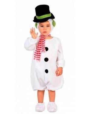 Costume Pupazzo di Neve Baby