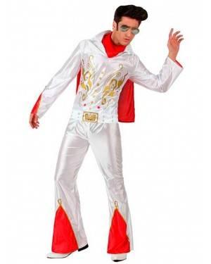 Costumi da Re del Rock per Carnevale