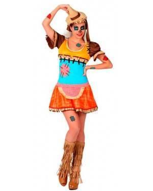 Costume Spaventapasseri Donna