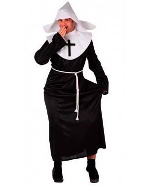 Costume Suora Uomo Tg.: M/L