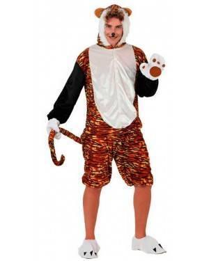 Costume Tigre Adulto Tg. M/L