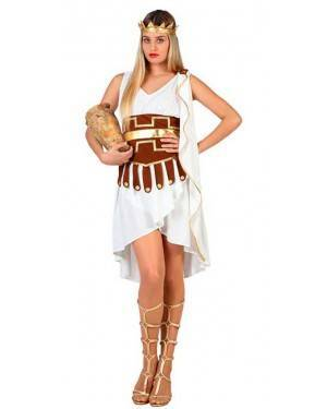 Costume Dea Greca Sexy Bianca