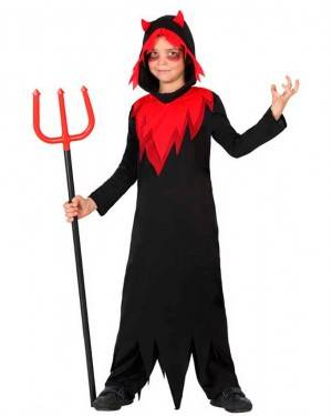 Costume Demone Fuoco