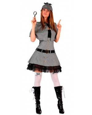Costume Detective Donna Tg. M/L