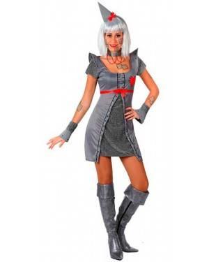 Costume Donna di Latta Sexy