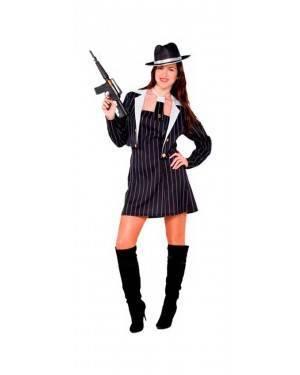 Costume Donna Gangster