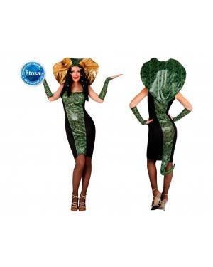 Costume Donna Serpente