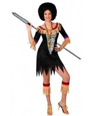 Costume Donna Zulu