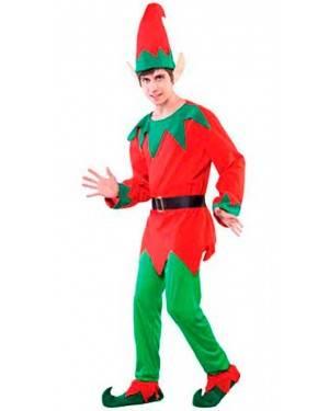 Costume Elfo Adulto Tg. Unica
