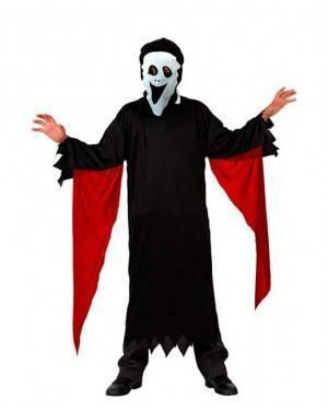 Costume Fantasma con Maschera